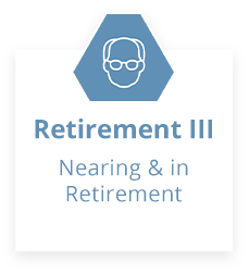 Retirement 3: Nearing and In Retirement