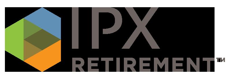 IPX Retirement logo